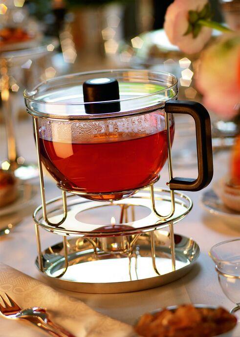 Mono Classic Edition Teapot sterling silver