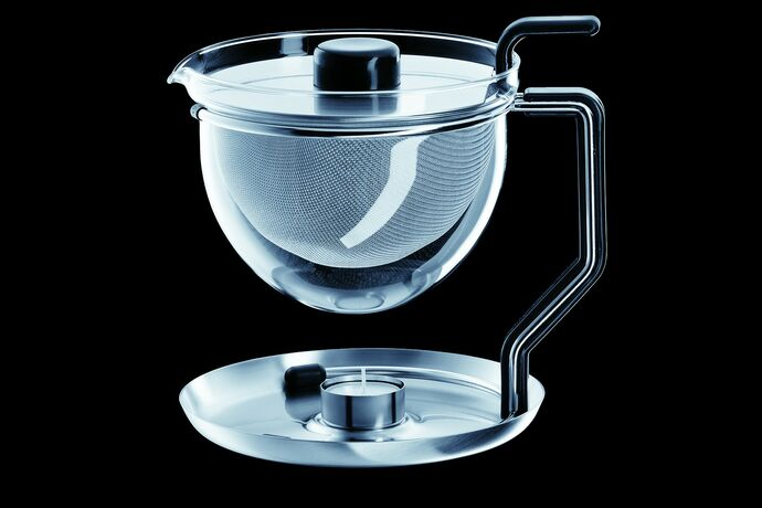 Mono Classic Teapot (integrated warmer)