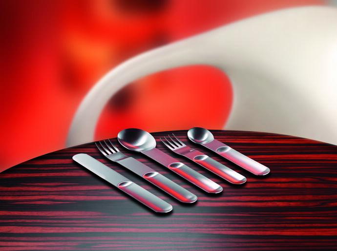Mono Clip Flatware