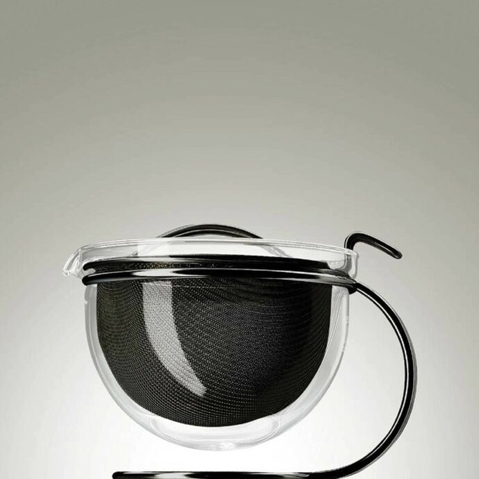 Mono Filio Edition Teapot black
