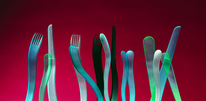Mono Filio Party flatware