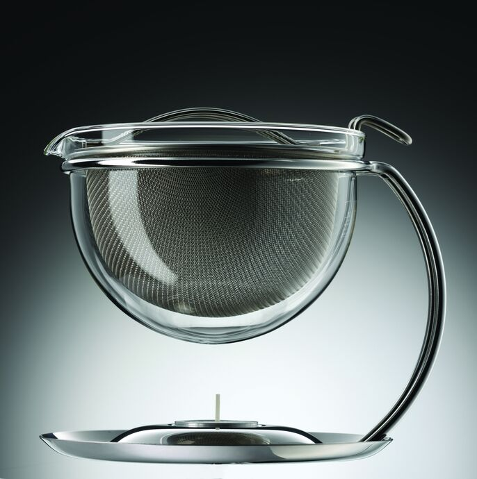 Mono Filio Small teapot (integrated warmer)
