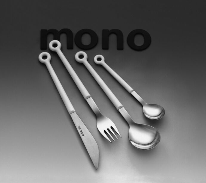 Mono Ring Flatware