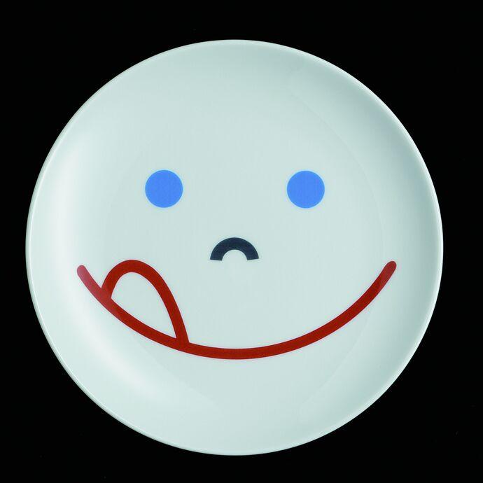 Mono Smily Porzellan
